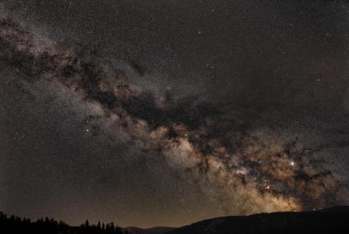 Droga Mleczna Zwardoń