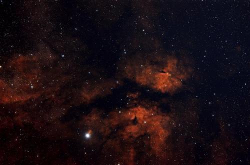 IC 1318 STC Qhy 168C