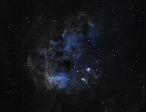 IC 1893 HST Qhy 695A