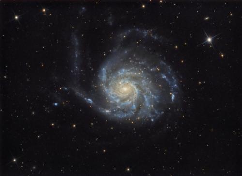 M101 by Bozon