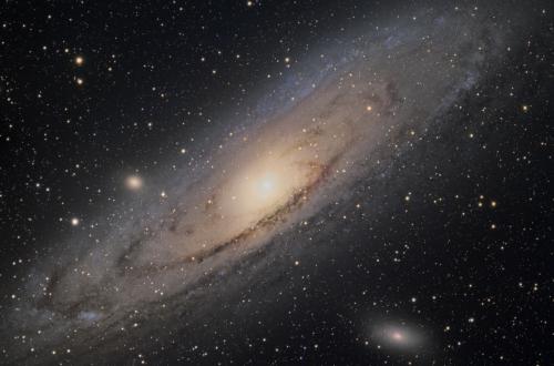 M31 by Bozon