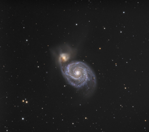 M51 by Bozon