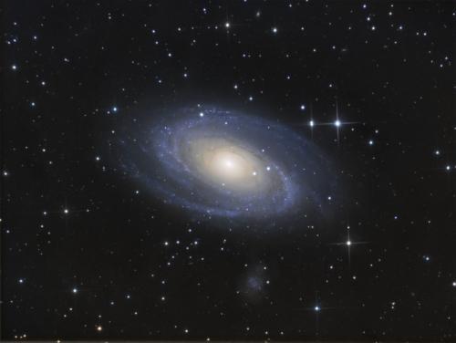 M81 by Bozon