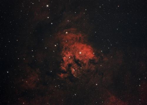 NGC 7822 STC Qhy 168C