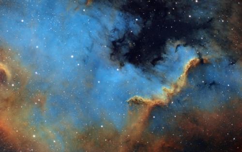 NGC7000 HST