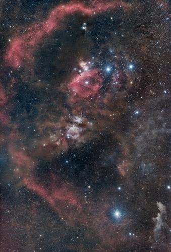 Orion na szeroko