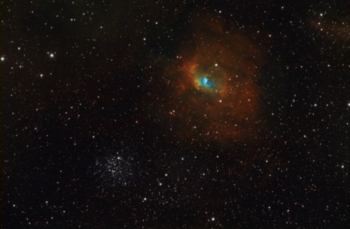 NGC7635 HST by Bozon