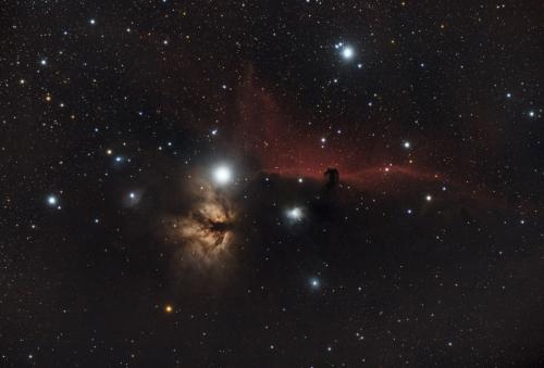 IC 434, NGC 2024